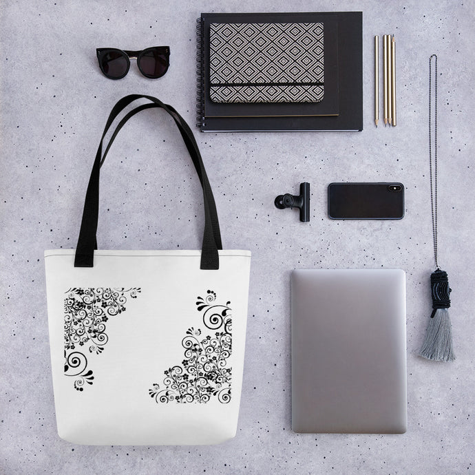 Decorative Tote bag