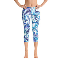 Load image into Gallery viewer, Womens Capri Leggings - zoviana