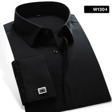 Load image into Gallery viewer, Men's Cotton Slim Fit Shirt
