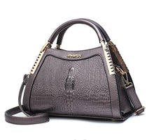Load image into Gallery viewer, Women Patent Leather Crossbody Bag Tote Bag Handbag - zoviana