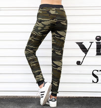 Load image into Gallery viewer, Camouflage Camo Drawstring Sweatpants - zoviana