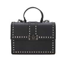 Load image into Gallery viewer, Messenger Bags Cover Rivet Bag Shoulder Bag Handbag - zoviana