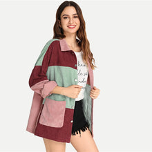 Load image into Gallery viewer, Women Single Breasted Casual Coat Jacket - zoviana