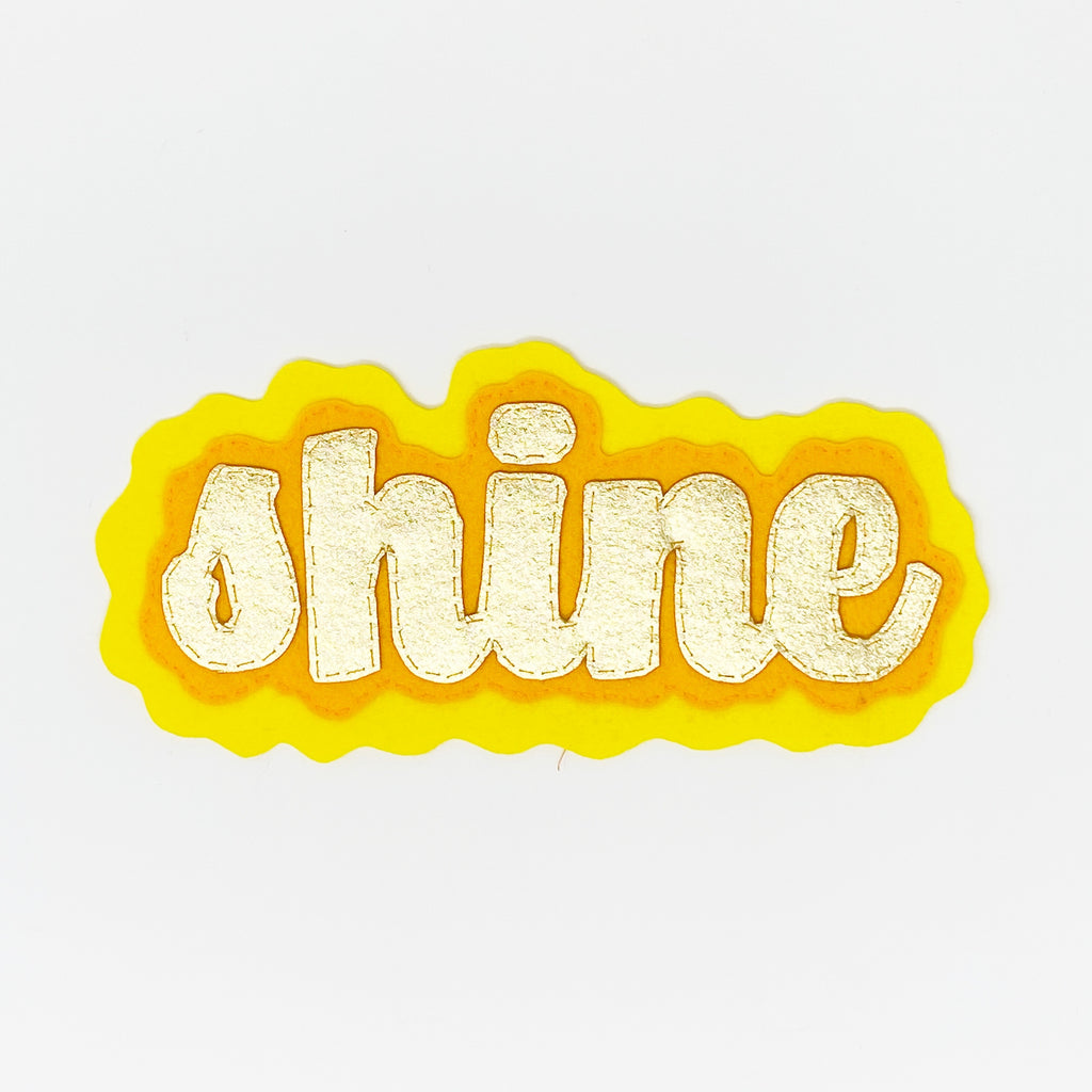 "Patch - ""Shine"""
