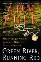 GREEN RIVER RUNNING RED (used)