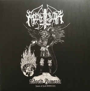 MARDUK - World Funeral: Jaws Of Hell MMIII Digi-CD