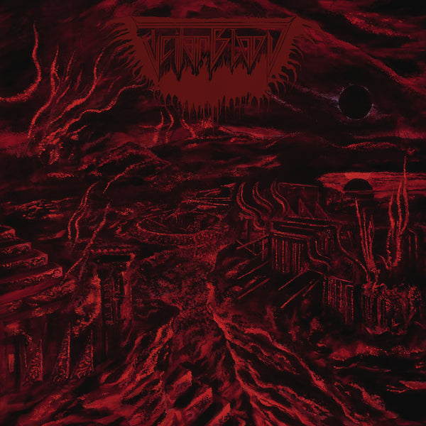 TEITANBLOOD- The Baneful Choir CD