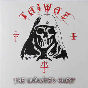 TAIWAZ - The Uninvited Guest LP Splatter