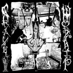GRAVE WORSHIP - Blazing Into the Void 7""