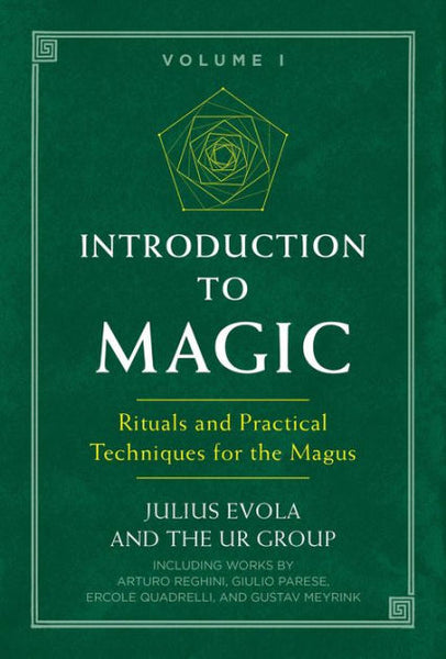 INTRODUCTION TO MAGIC Volume 1