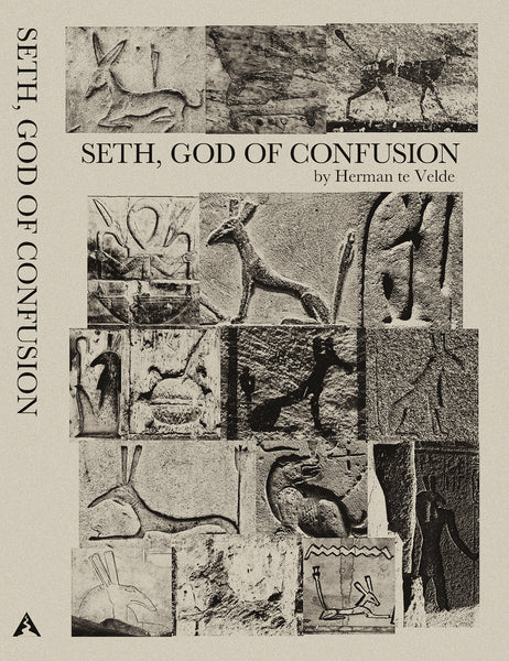SETH, GOD OF CONFUSION Hardback book