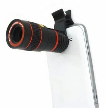 8x Optical Zoom – Smartphone Teleskop