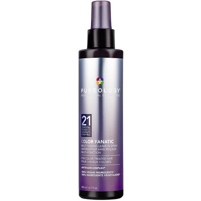 Pureology Colour Fanatic 21 Benefits Multi-Tasking Spray