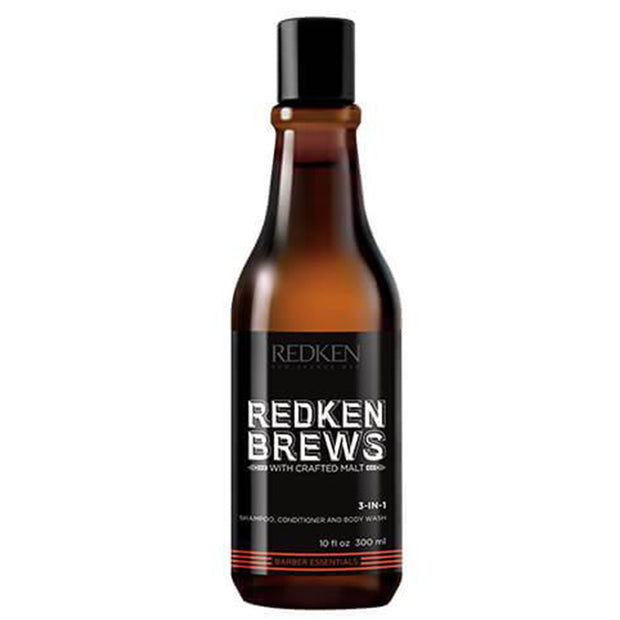 Redken Brews 3 in 1 shampoo
