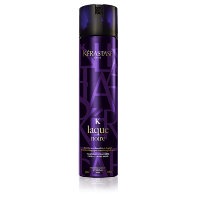 Styling Laque Noire Hairspray