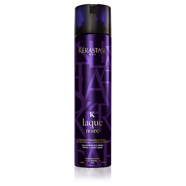 Styling Laque Noire Hairspray - Salon Direct