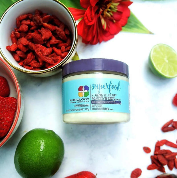 Strength Cure Superfoods Masque - Salon Direct