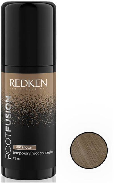Redken root fusion light brown