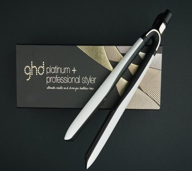 GHD Platinum + White Styler
