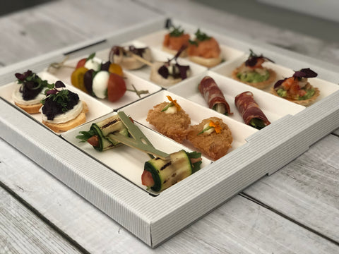 Canapes Catering Delivered to you in London