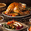 buy online thanksgiving dinner, book your thanksgiving chef caterer
