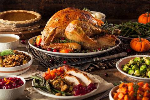 Christmas and Thanksgiving Buffet Catering in London