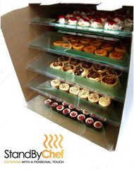 dessert canapes delivery