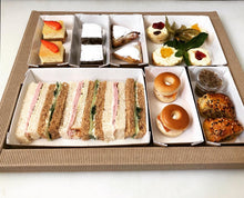 Load image into Gallery viewer, book online your high tea for afternoon delivery