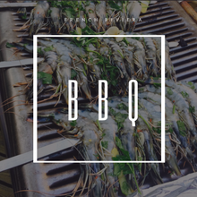 Load image into Gallery viewer, BBQ - French Riviera Barbecue Menu