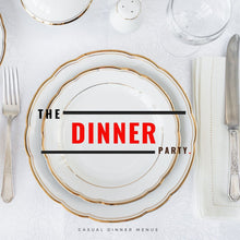 Load image into Gallery viewer, Dinner Party Catering Gift Card