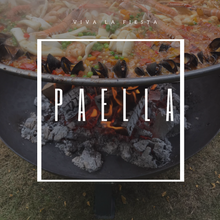 Load image into Gallery viewer, PAELLA PARTY - Wood fired Meat Paella Valenciana