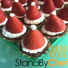 Christmas party catering in London