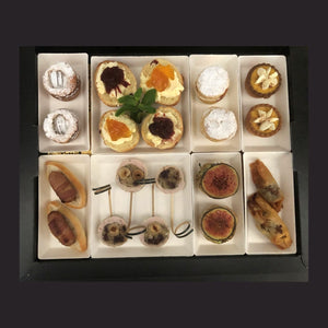 Thanksgiving afternoon tea delivered to you