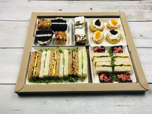 Afternoon Tea Party - Hand Delivered - VEGAN