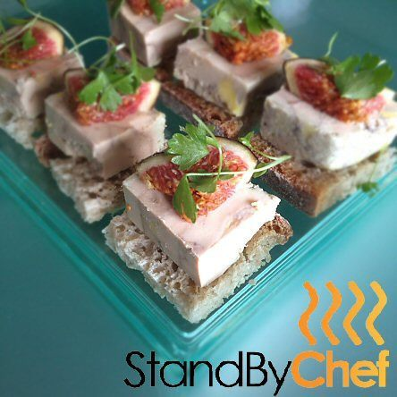 Premium Cold Canapes to buy online and ready to be served