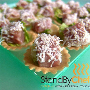 book your canapes for your party online