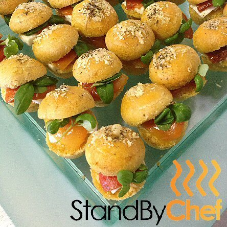 Finger Food catering made easy for catering at home and offices