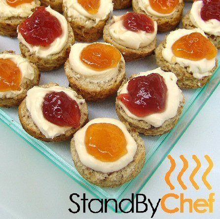 afternoon tea delivery for your office lunch meeting with the clients