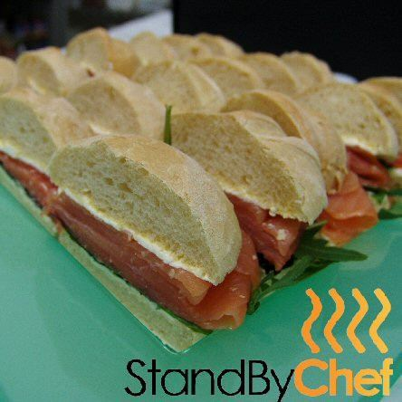 Luxury Sandwiches for your Conference Office Meeting