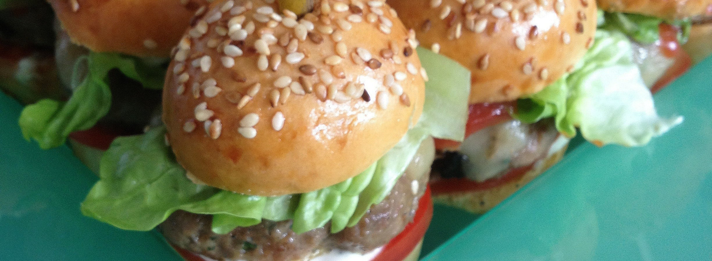 order online mini burgers delivered to your party