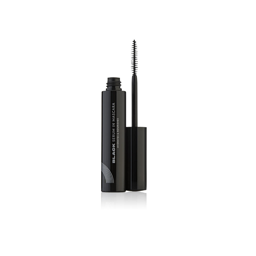 BLACK SERUM IN MASCARA