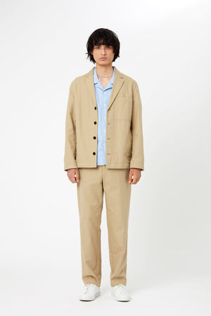ARCHITECT JACKET - Cotton Twill