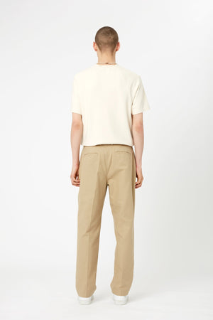 VOLUME TROUSER - Cotton Twill