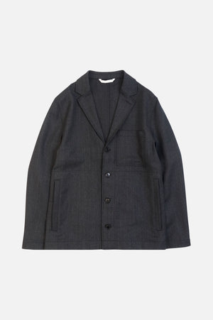 ARCHITECT JACKET - Wool Textured Twill