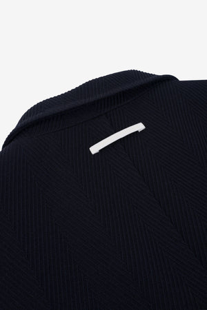 CLASSIC COAT - Wool Herringbone
