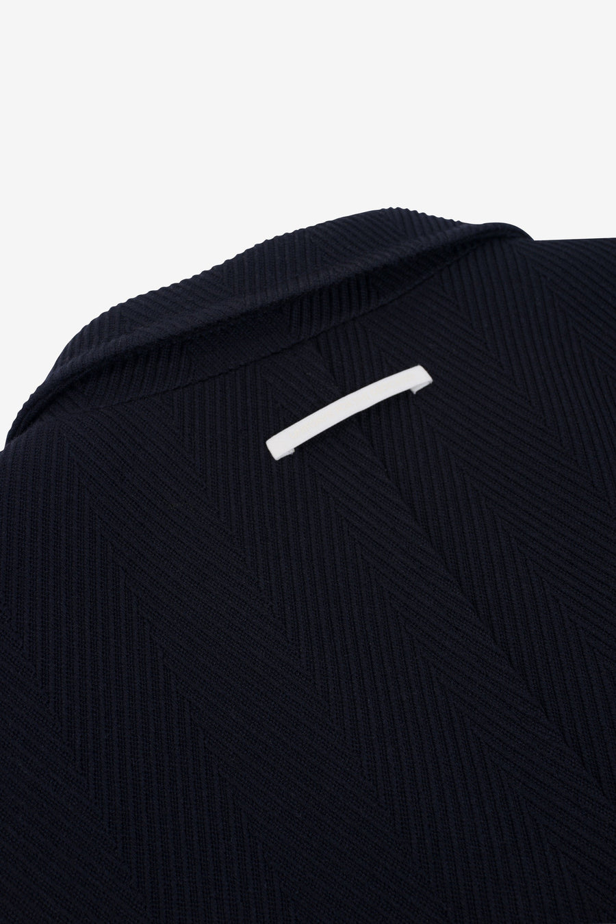 CLASSIC OVERCOAT - Wool Herringbone