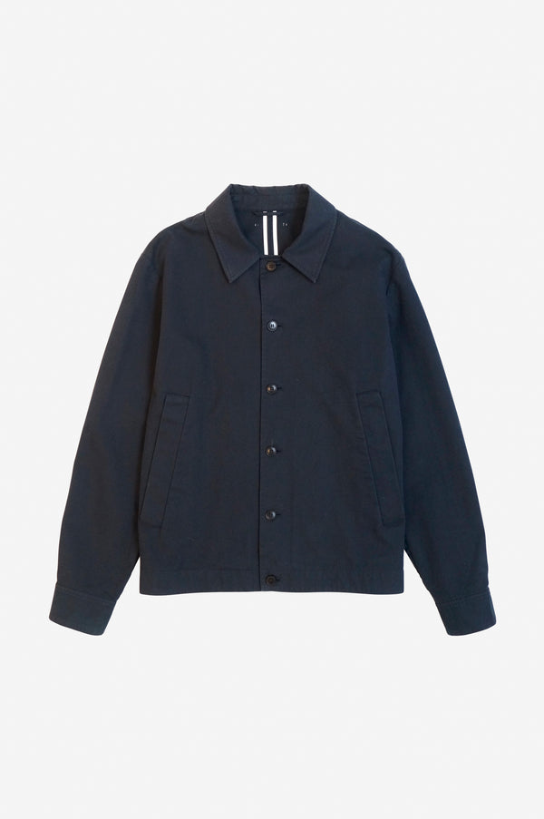 COACH JACKET - Fine Twill