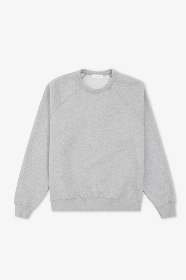 GENERAL CREWNECK - French Terry