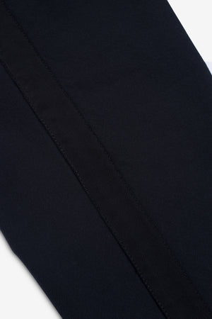 ILLUSION BLACK TWILL w TAPING