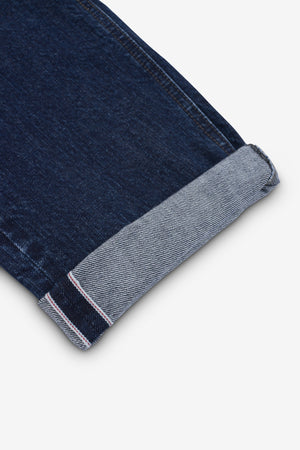 LUCKY SELVAGE DENIM